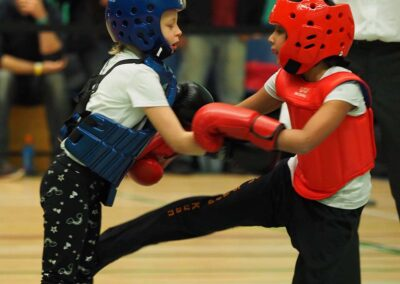 U10 Light kickboxing (Qingda) tournament