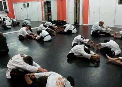Students training at Dan Tien Watford