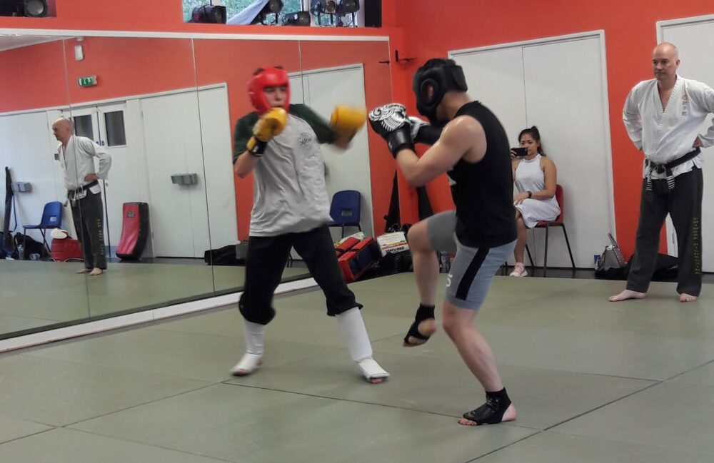 free Sparring friendly interer club comp